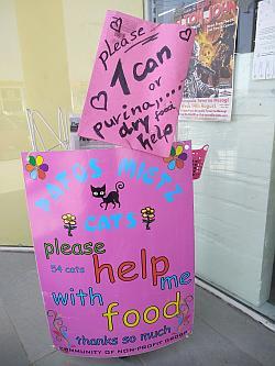Help PafosMietzCats